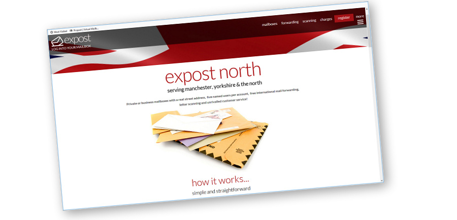 Website for an expost home based business, ideal for women